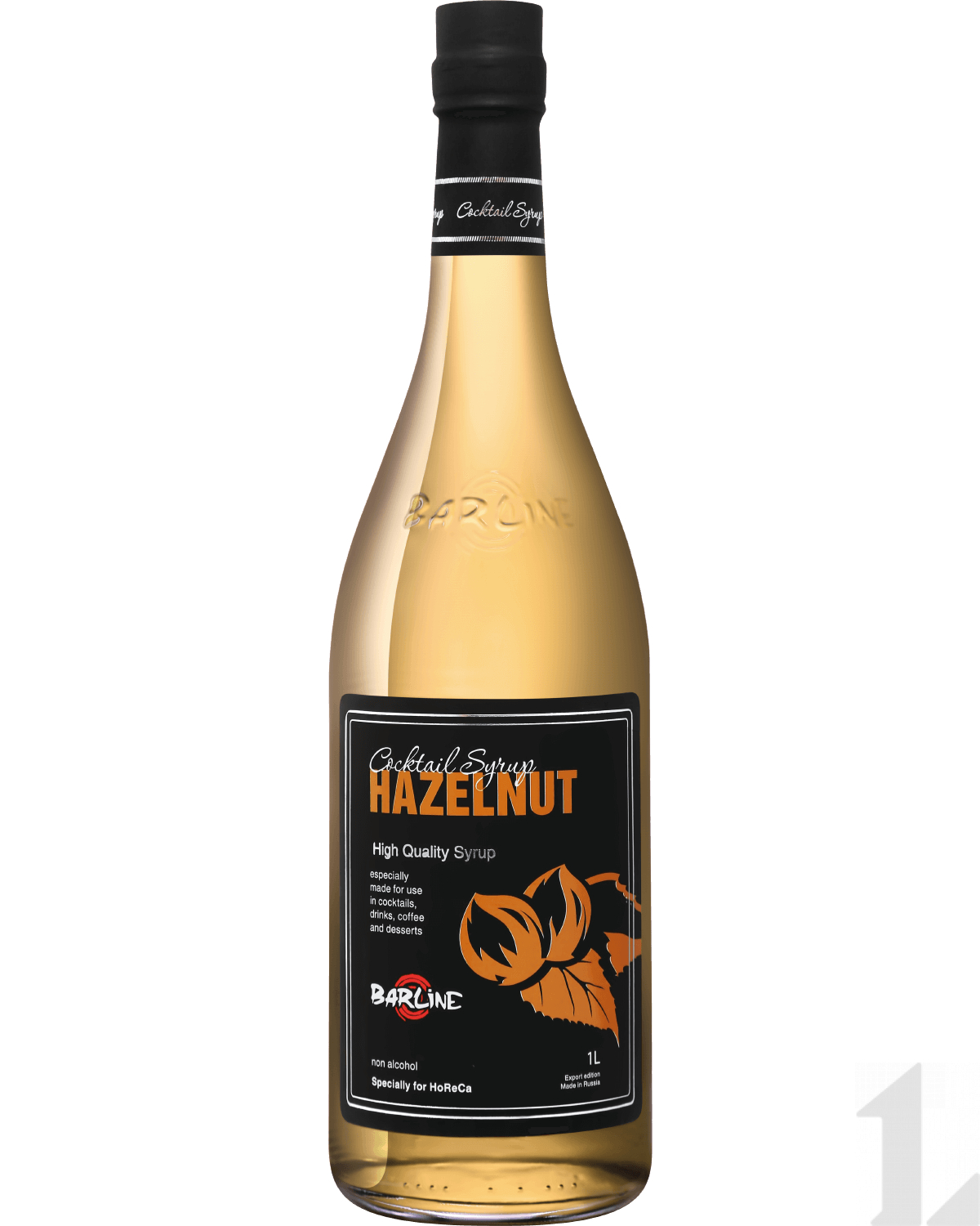 Сироп Hazelnut Barline 1л