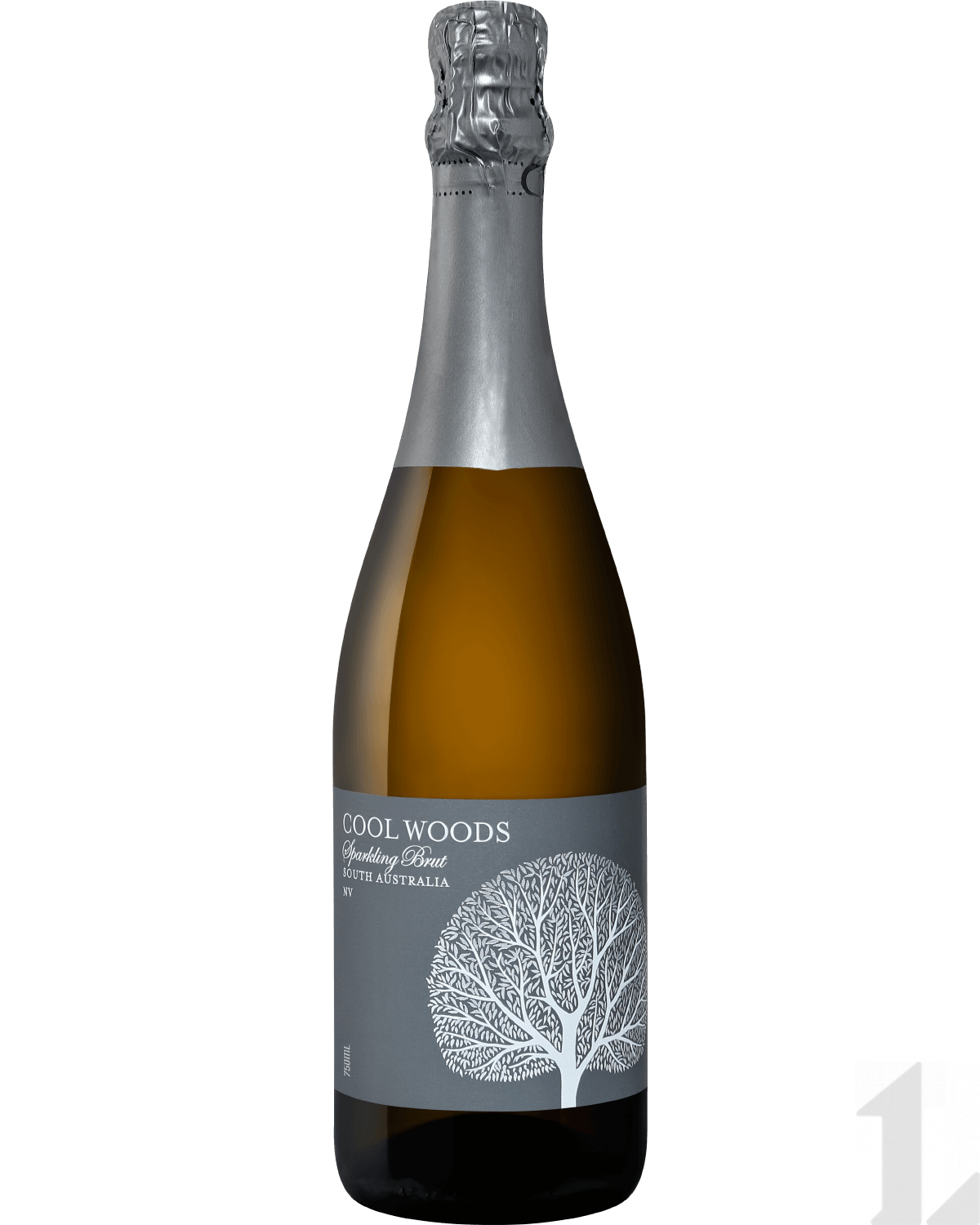 Игристое вино Cool Woods Sparkling Brut 0.75л